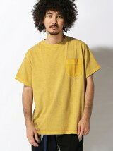 GOOD ON/(M)GO SS CREW POCKET T-SHIRTS