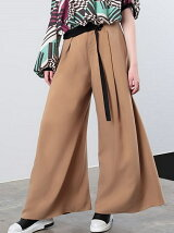 WRAP PANTS PLAIN