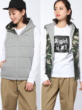 HOODED PUFF VEST