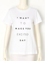 【CASUAL】MAKE YOU Tシャツ