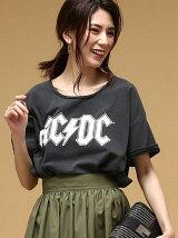 ACDCロックTシャツ