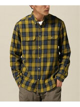 ONLY NY/LODGE FLANNEL SHIRT