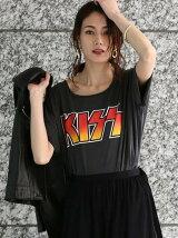 《予約》KISSロックTシャツ