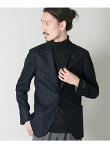 URBAN RESEARCH Tailor ロロピアーナチェックジャケット