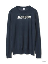 JACKSON MATISSE × BEAMS T / 別注 Mickey Mouse Club Knit