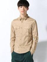 100双ダブルポケットシャツ・