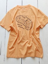 HAWAII MAP Tシャツ