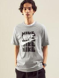 NIKE <NIKE(ナイキ)>Nike Sportswear トレンドパック GX Tシャツ ユナイテッドアローズ グリーンレーベルリラクシング カットソー Tシャツ グレー ブラック【送料無料】