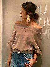 Offshoulder Sweat