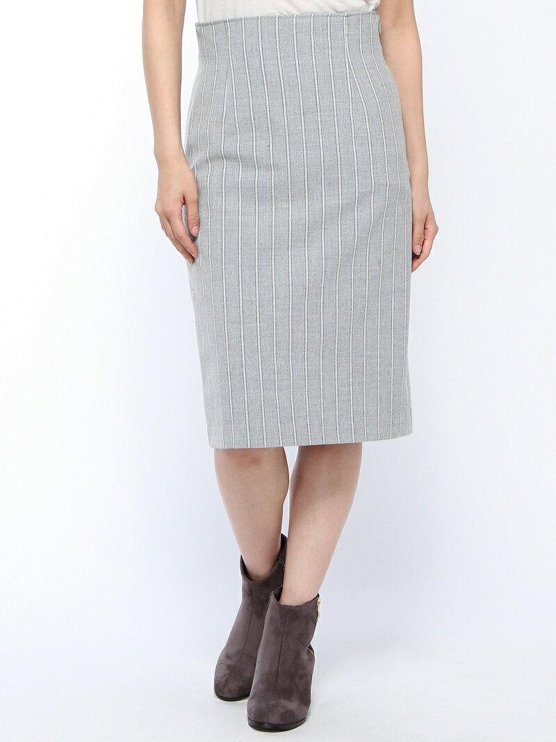 【SALE/60%OFF】INTERPLANET/(W)ストライプタイトスカート インタープラネット スカート【RBA_S】【RBA_E】