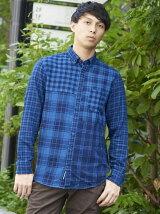 (M)NFチェックシャツ