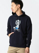 【SPECIAL PRICE】The Wonderful! design works. / BMX ベア パーカ
