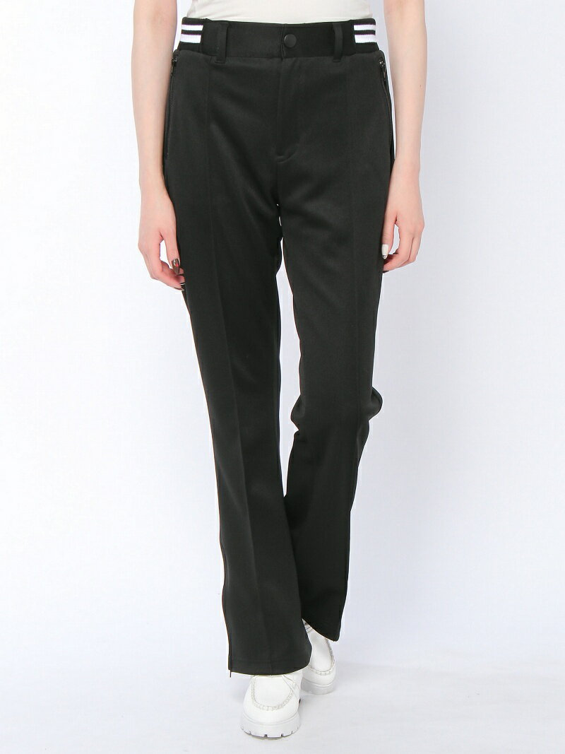 【SALE/45%OFF】X-girl FLARE TRACK PANTS エックスガール パンツ/ジーンズ【RBA_S】【RBA_E】【送料無料】