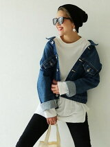 Dropshoulder Denim JK