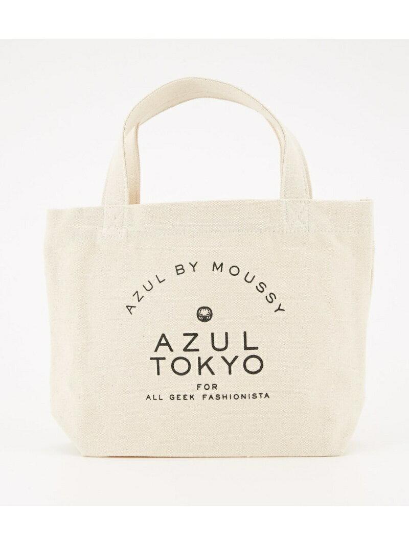 AZUL by moussy アーチロゴトートS アズールバイマウジー バッグ
