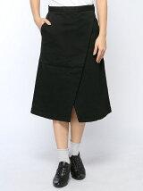 C/Tenチノラップスカート