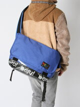 【beruf baggage】CORDURA MESSENGER BAG/LARGE