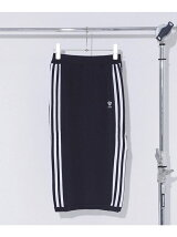 3 STRIPES KNITTED SKIRT