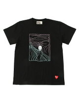 BLACK HUMOURS by Jody Barton / The Scream Tee