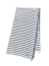 (W)Hilfiger Denim/ストライプ スカーフ