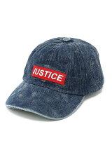 【JUNIOR SWEET】(L)JUSTICEローキャップ