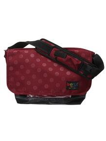 【beruf baggage】CORDURA DOT MESSENGER BAG/LARGE