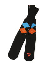 Whimsy TUBE ARGYLE SOCKS