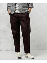 別注WIDE TAPERED CHINO