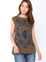 エキゾチック楊柳刺繍BL