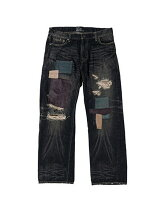 ACE wide denim