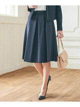 グログラン フレアスカート