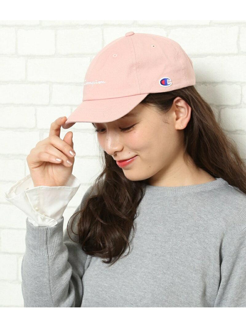 ROPE' PICNIC PASSAGE 【Champion】ツイルキャップ ロペピクニック 帽子/ヘア小物