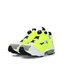 【SALE/50%OFF】Reebok Classic インスタポンプ フューリー / Instapump Fury Shoes リーボック シューズ スニーカー/スリッポン イエロー ホワイト【送料無料】