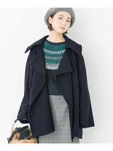 DOLMEN×URBAN RESEARCH 別注オーバーCOAT