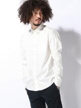 HALB/(M)ストレッチツイルシャツ