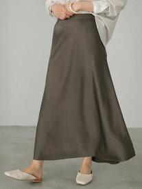 【SALE/64%OFF】AMERICAN HOLIC マーメードフレアスカート アメリカン ホリック スカート フレアスカート グレー レッド