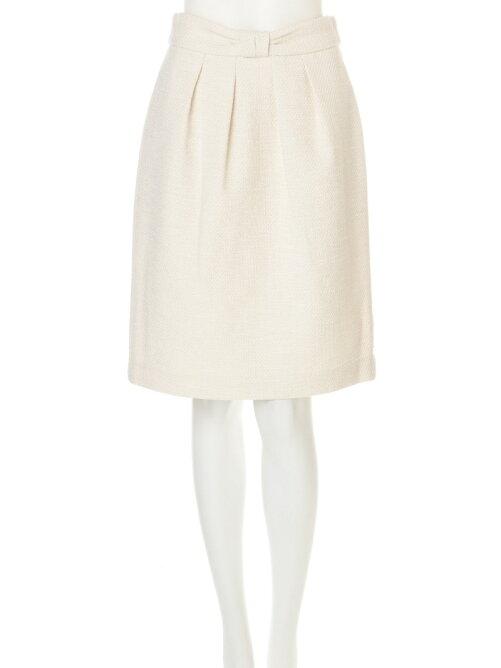 ラメツィードスカート