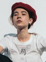 MASACA HAT×Ray BEAMS / 別注 スウェット ベレー帽 レイビームス 帽子