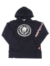 BLACK HUMOURS by Jody Barton / Single Coin Hoodie
