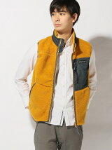 (M)Sheep Fleece Vest