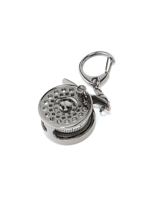 FLY REEL MEASURING TAPE-GUNMETAL