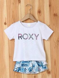 【SALE/30%OFF】ROXY (K)MINI LEAF WAVE ロキシー スポーツ/水着 水着 ブルー ネイビー【送料無料】