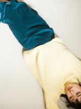 《ROBE》コーデュロイIラインスカート