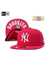 KIDS 59FIFTY CAP MLB NEW YORK YANKEES●