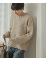 FORK&SPOON Pure Woolニット