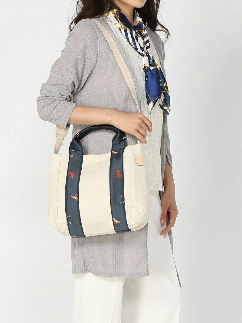 russet CANVAS TOTE Mini(WOODLANDER) ラシット バッグ【送料無料】