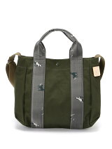 CANVAS TOTE Mini(WOODLANDER)