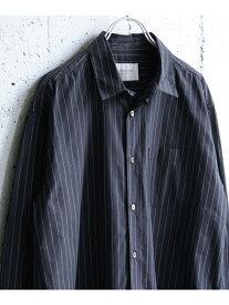 【SALE/50%OFF】ブロードストライプビッグシャツ アーバンリサーチドアーズ シャツ/ブラウス【RBA_S】【RBA_E】【送料無料】