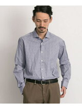 URBAN RESEARCH Tailor barbatiプリントシャツ