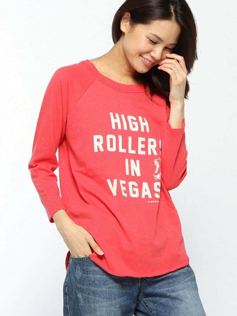 【SALE/30%OFF】YEVS (W)HIGH ROLLERS IN VEGAS TEE イーブス サプライ カットソー【RBA_S】【RBA_E】
